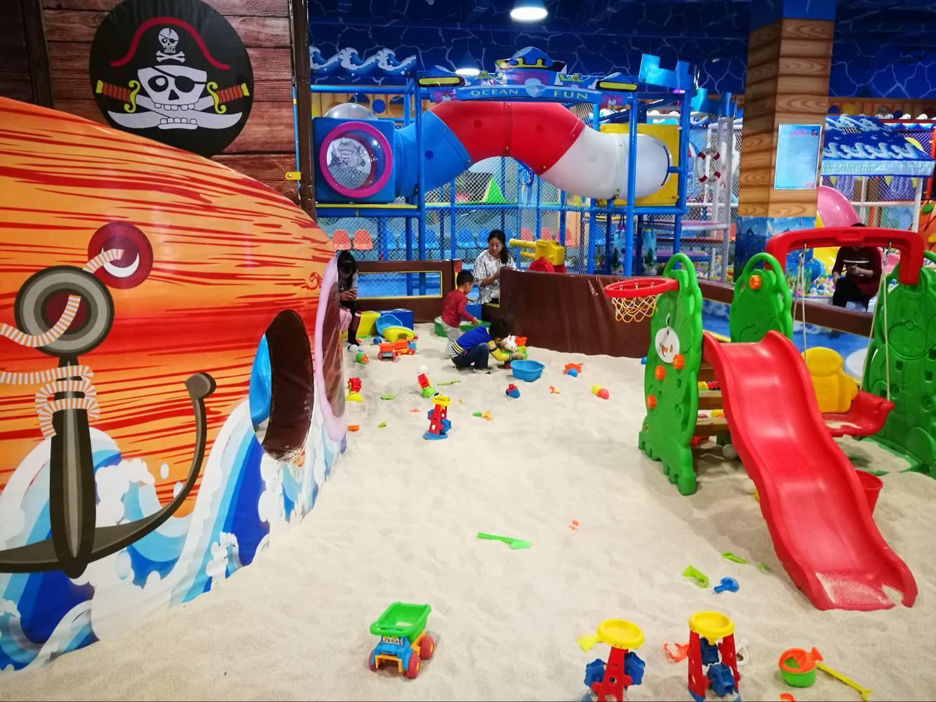 室内儿童游乐场价格_室内儿童游乐场投资怎么规划