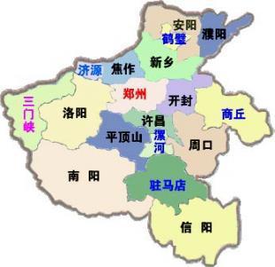 河南省人口最多的城市竟然不是郑...