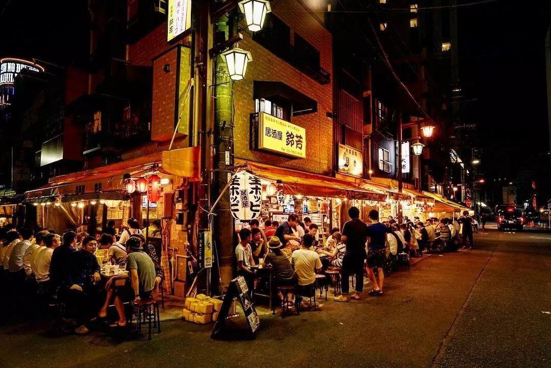 推荐 | 7个浅草周边最接地气的居酒屋,求完签去喝杯酒啊~