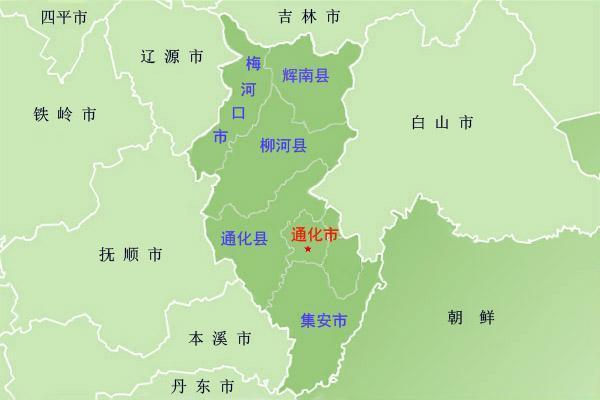 梅河口市区人口_梅河口的人口民族