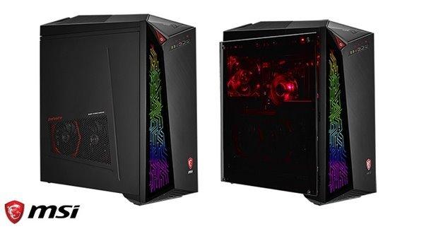 :微星推出Infinite X电竞主机:搭载Intel Co