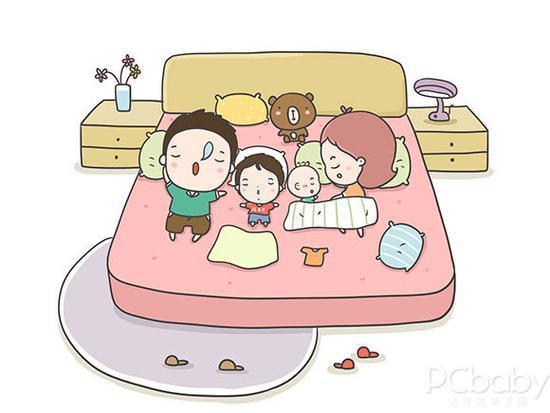 爸爸妈妈和宝宝分床睡有多重要?