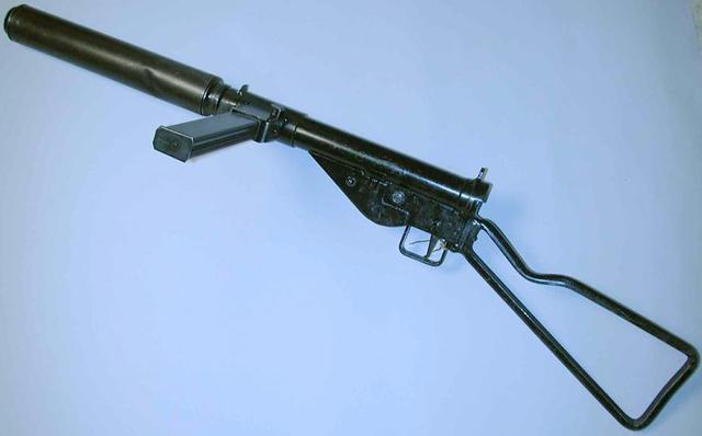 性能优越的汤姆森冲锋枪为何被英国军队弃用?_搜狐军事_搜狐网