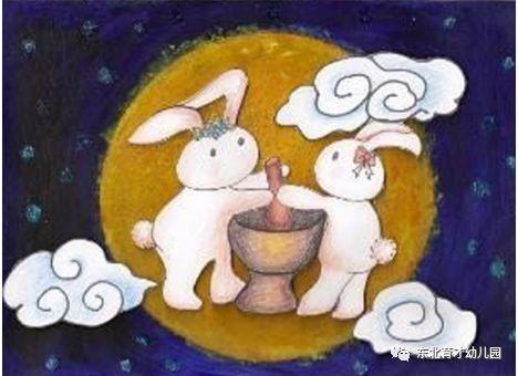 以后中秋节吃月饼的习俗便在民间流传开来.图片