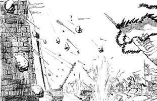 【经典带读】《叁国神话》第叁什二回   夺冀州袁尚争锋 决漳河许攸献计