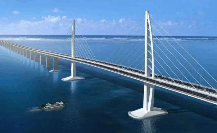 港珠澳大桥将于明年1月1日通车 中山人可以直接开车去港澳啦