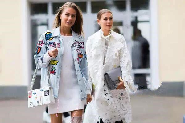 小外套+连衣裙6种时髦可能,让你国庆出游轻装上阵!