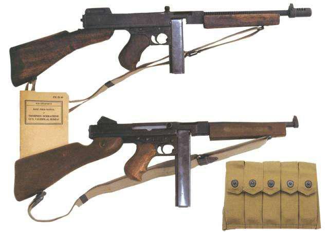 性能优越的汤姆森冲锋枪为何被英国军队弃用?