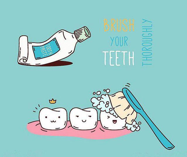 牙疼图片可怜卡通图片