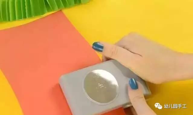 最简单的毛毛虫手工制作教程,玩爆手工课!