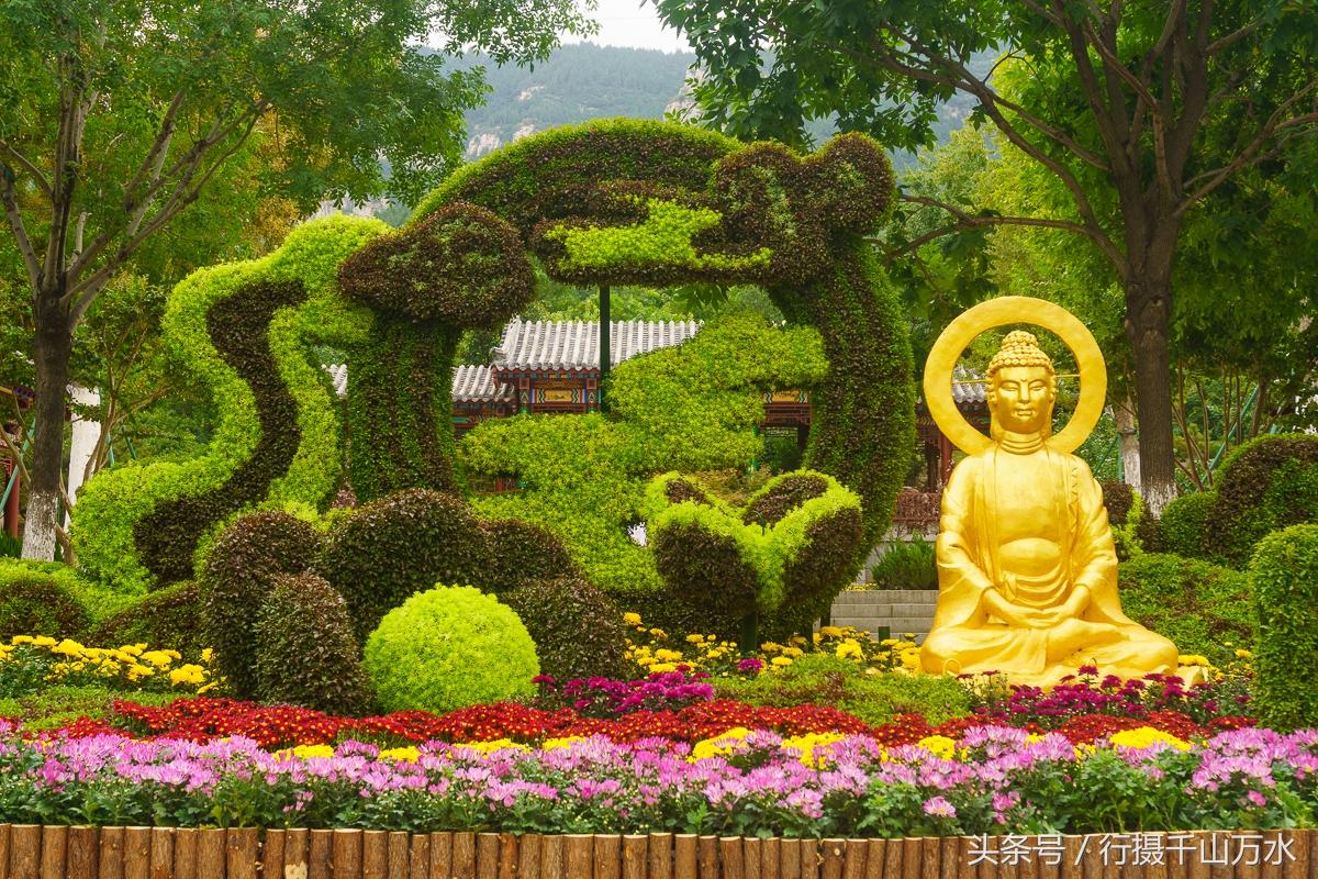 花墙 景观 墙 植物 1200_800