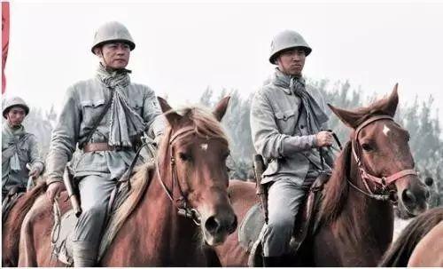 电视剧《中国骑兵》剧照