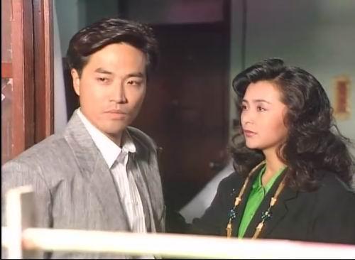 铁血大旗门电视剧_娱乐 正文  《铁血大旗门》 1991年陈庭威在干妈沈殿霞的带领下跳槽一