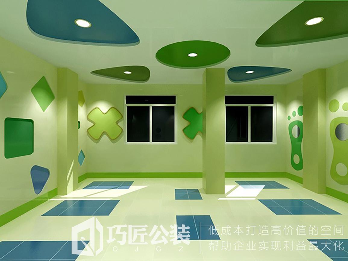 设计适用于幼儿园,早教中心,幼儿教育中心,少儿英语教育中等装修工程