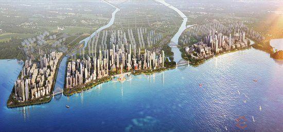 汕头东海岸规划图高清