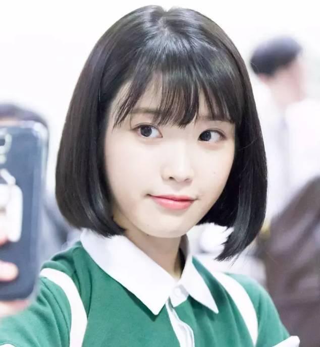 江淮晨报网发型 | 短发怎么剪好看?iu就是一本行走的参考指南!图片