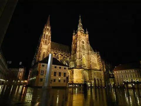 欧洲地�_旅行丨文艺之城布拉格,完美的欧洲旅行地!