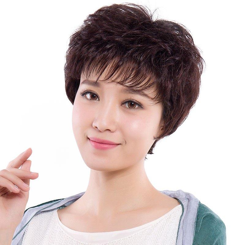 别太老气,这六款发型让你减龄十岁