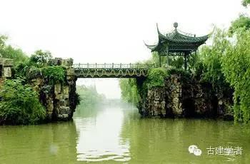 中国古代园林的艺术特色