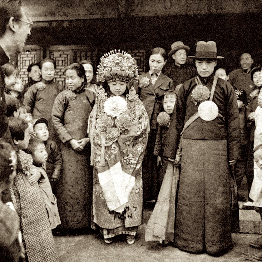 外国人拍摄的40年代初北平老照片 想不到解放前的北京是这样子