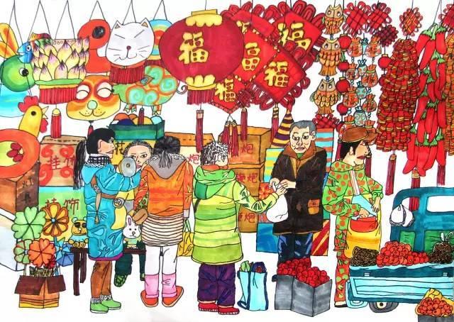 美国儿童美术教育_访谈儿童美术教育专家杨景芝