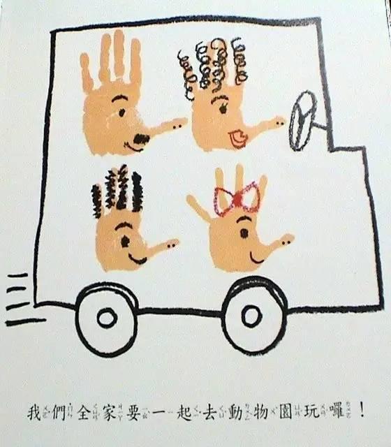 【绘画】幼儿园创意手掌画,太有创意了!图片