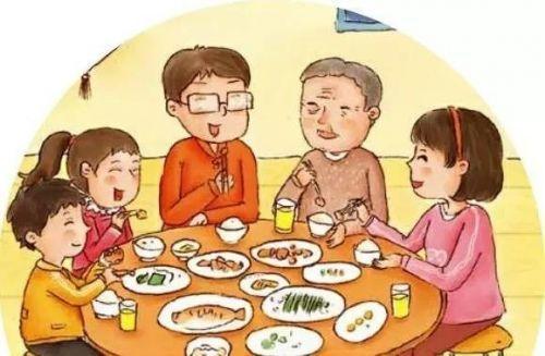 陆良人回忆儿时的中秋节