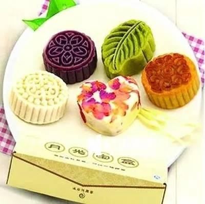 世界上最美的月饼送给你祝福中秋节快乐开心 - 冰融 - 冰融的博客