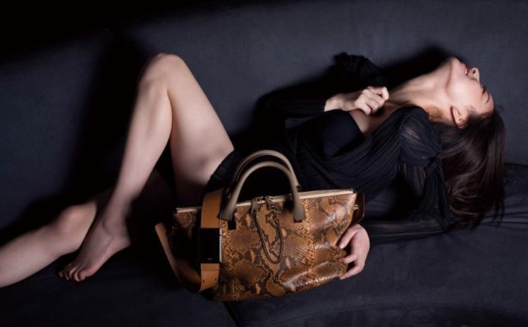倪妮最美容颜写真摄影,时尚写真