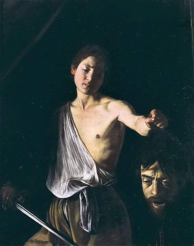 西方艺术介绍——喜欢打架斗狠的画家卡拉瓦乔