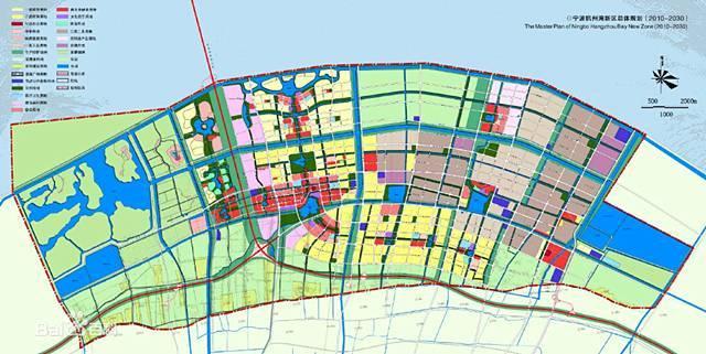 宁波最具升值潜力14个黄金地段曝光 有你家附近的吗 目前排名第一的是