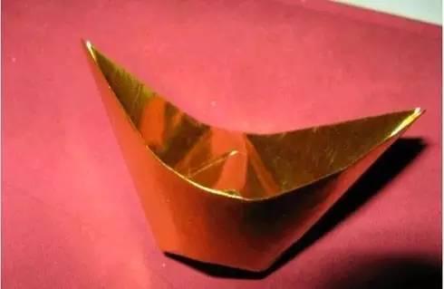 中秋拜月娘,教你折纸元宝 纸菠萝