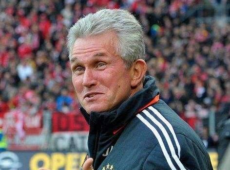 海因克斯即将成为拜仁慕尼黑的新任主帅大发时时彩技巧