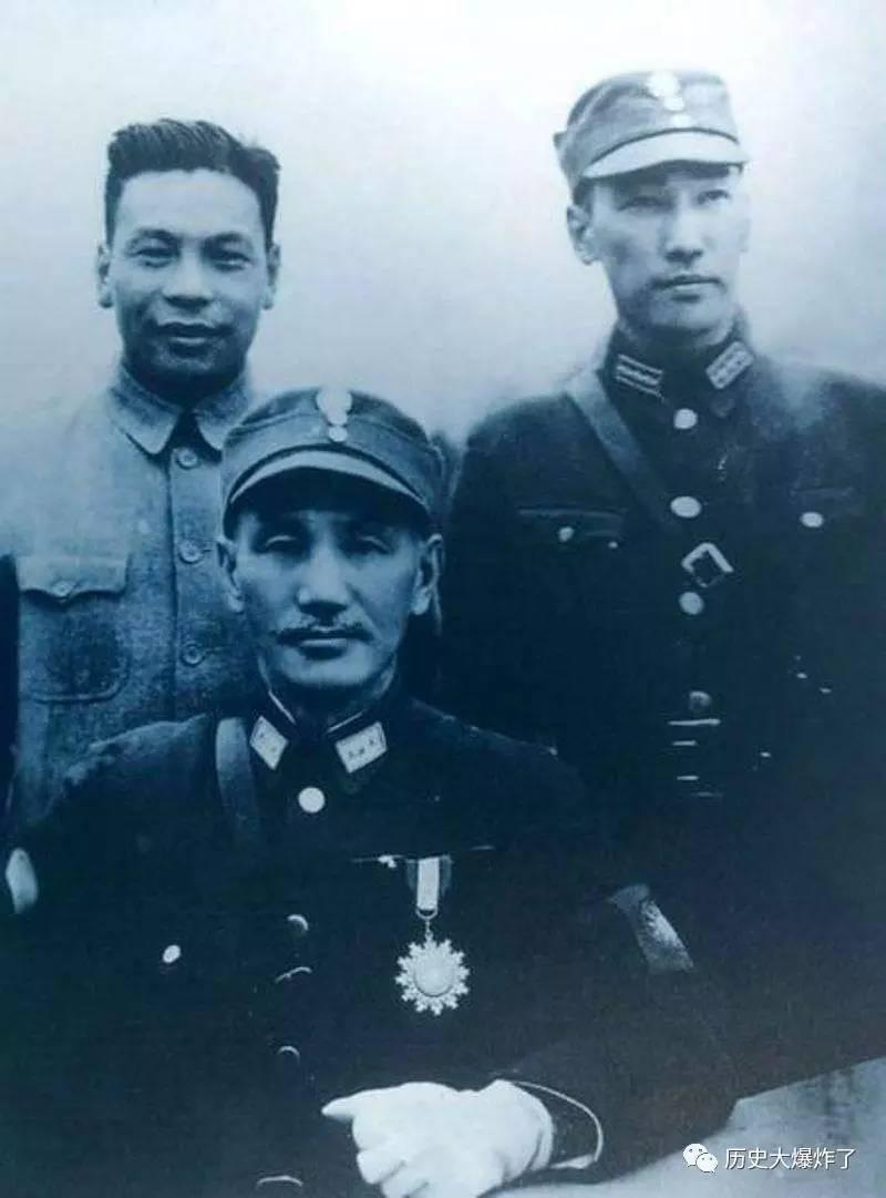 患难见真情!生死时刻蒋介石写给宋美龄的绝笔信,读之泪涌