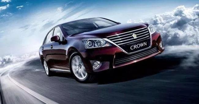 全新一代丰田皇冠概念车即将亮相,有望继续由一汽丰田