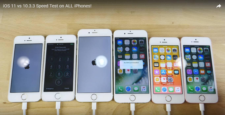 潮来潮趣|手机升级ios11后变卡!iphone7也边充电边听歌啦iphone输出到电脑上图片