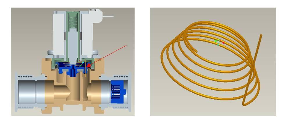 美硕电气推出热水器系列电磁阀图片