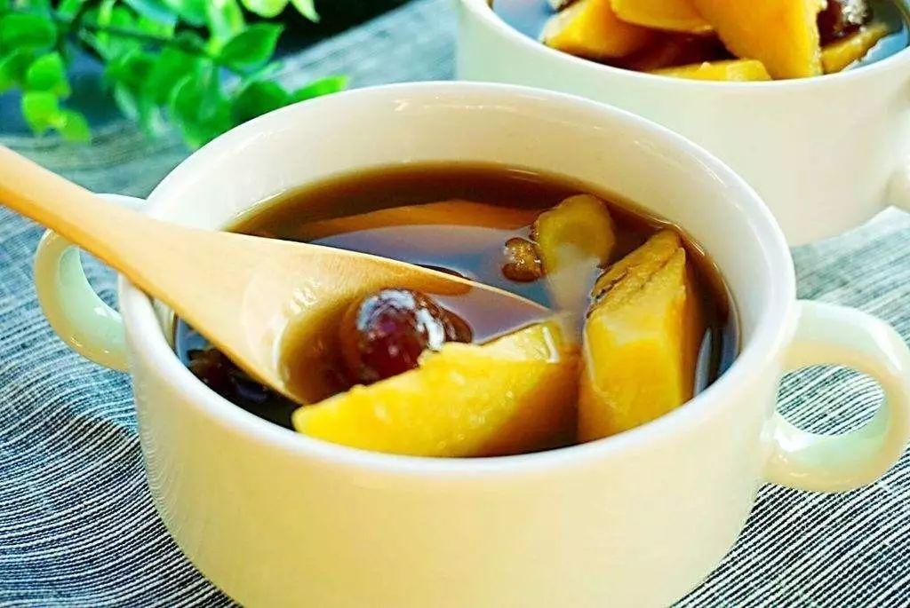 这些甜甜的秋季养生汤,降火养颜润秋燥