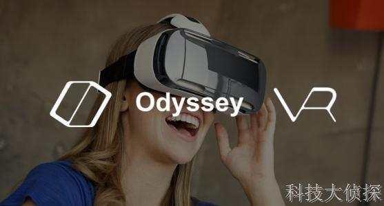 另一款Windows VR耳机Samsung Odyssey神秘亮相