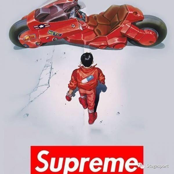 新一代把妹神器问世? Supreme 将与日本经典动漫 Akira 联名推出「史诗级」梦幻重机!