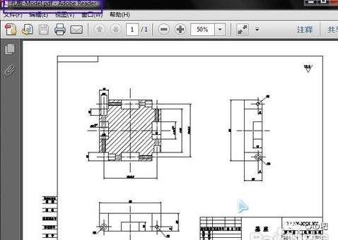 pdf转cad_cad中如何把文件转成a4大小的pdf