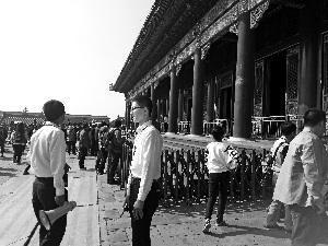 北京故宫中轴线不再拥挤了,六年来首次实现全网售票,推进精细化管理