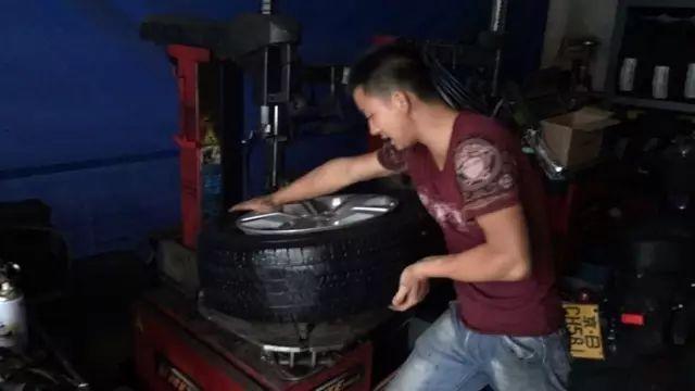北京补胎收费价格表