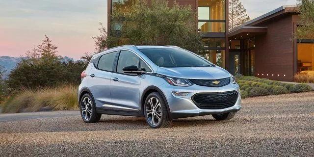 通用公司将在未来5年发布20款电动车来应对市场