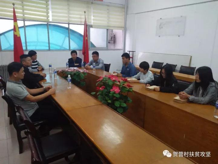 国庆节期间高中人士对杞县高中贫困生进行资爱心知识量图片