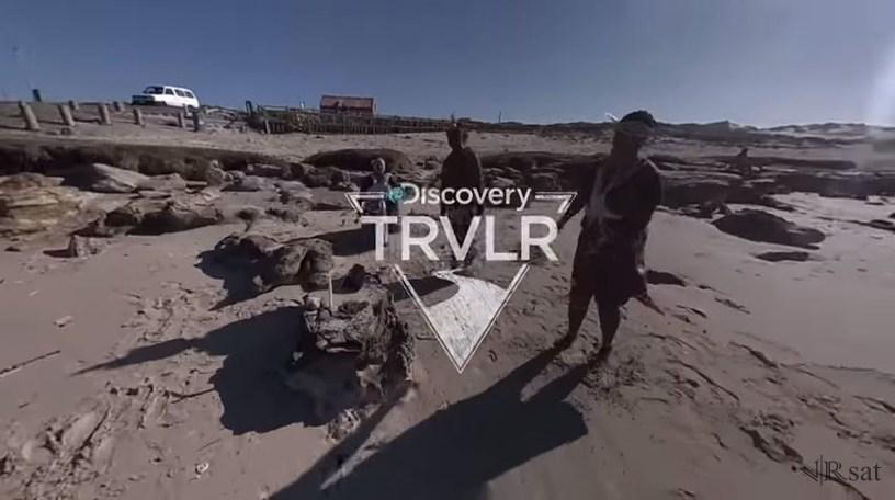 Discovery和谷歌发布360度旅游系列视频《Discovery TRVLR》