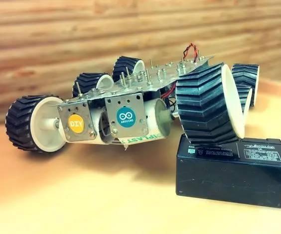 教育 正文  使用arduino,人们实现了许多充满奇思妙想的小发明: 孩子图片