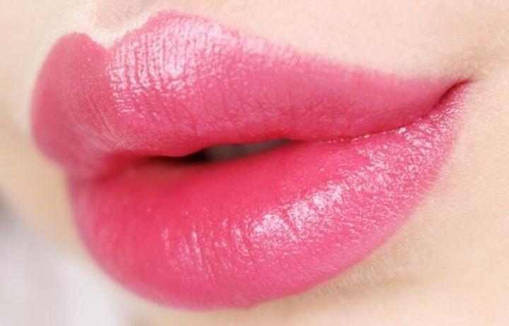 色撸擦_白皮er超爱の10支粉色系口红,跟着撸错不了