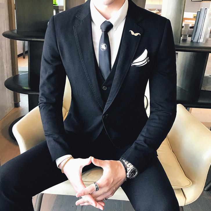 黑色衬衣配什么领带_黑西装白衬衫 领带_西服白衬衫_蓝色西服配什么衬衫_蓝西服配 ...