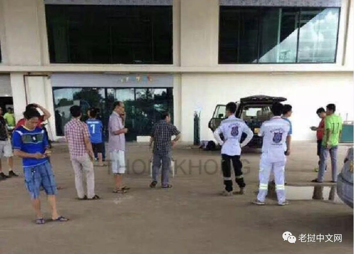 内附视频,一名中国台湾籍男子在西开村被枪杀!